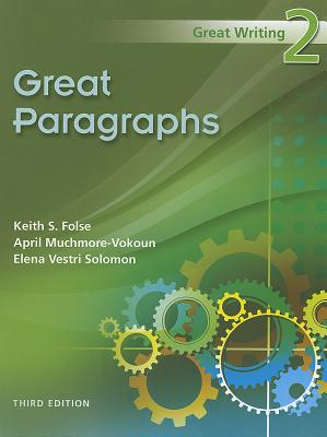 Great Paragraphs - Folse, Keith S