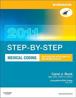 Step-By-Step Medical Coding - Buck, Carol J, and Grass, Jacqueline Klitz
