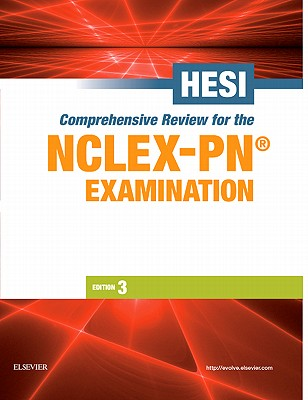 HESI Comprehensive Review for the NCLEX-PN Examination - HESI (Creator)