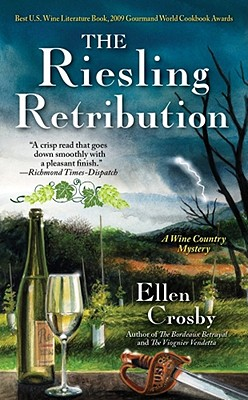 The Riesling Retribution - Crosby, Ellen