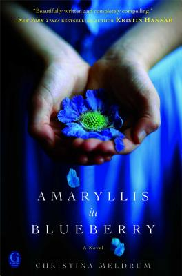 Amaryllis in Blueberry - Meldrum, Christina