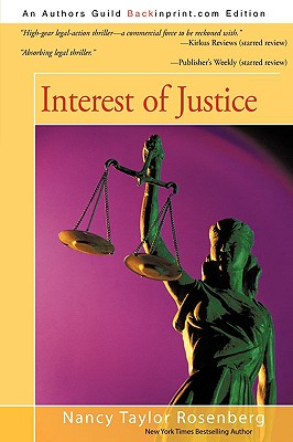 Interest of Justice - Rosenberg, Nancy Taylor