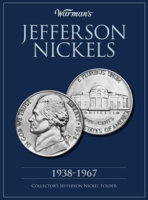 Jefferson Nickel 1938-1967 Collector's Folder - Warman's