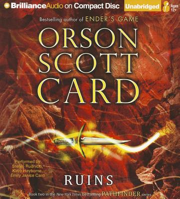 Ruins - Card, Orson Scott, and Rudnicki, Stefan (Performed by), and Heyborne, Kirby (Performed by)