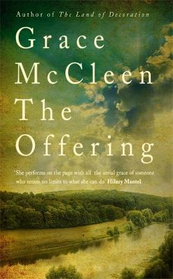 The Offering by Grace McCleen book cover