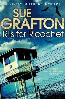 R is for Ricochet - Grafton, Sue