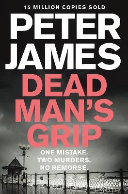 Dead Man's Grip - James, Peter