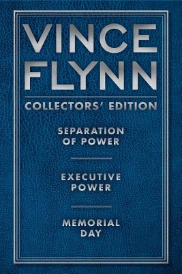 Vince Flynn: Separation of Power/Executive Power/Memorial Day - Flynn, Vince