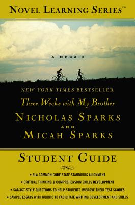 Three Weeks with My Brother - Sparks, Nicholas, and Sparks, Micah