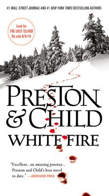 White Fire - Preston, Douglas J, and Child, Lincoln
