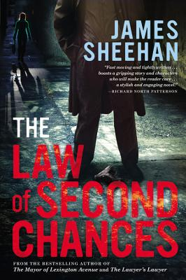 The Law of Second Chances - Sheehan, James