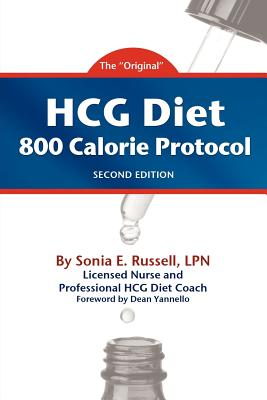 Hcg Diet 800 Calorie Protocol Second Edition - Russell, Sonia E