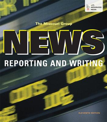 News Reporting and Writing - Missouri Group