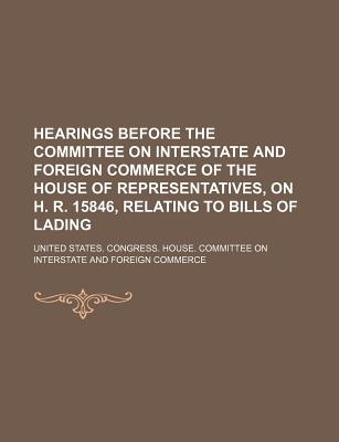 Hearings Before the Committee on Interstate and Foreign Commerce of the House of Representatives on Bills Relating to Health Activities of the General Government Volume 6 - Commerce, United States Congress