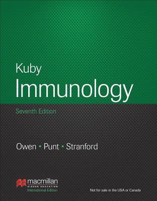 Kuby Immunology - Owen, Judy, and Punt, Jenni, and Stranford, Sharon