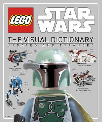 Lego Star Wars: The Visual Dictionary - Beecroft, Simon, and Fry, Jason