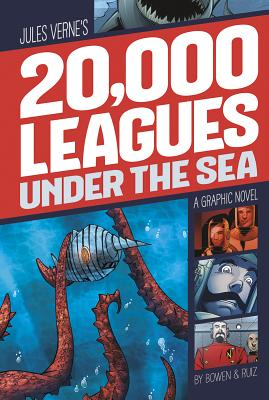 20,000 Leagues Under the Sea - Verne, Jules, and Bowen, Carl (Retold by)