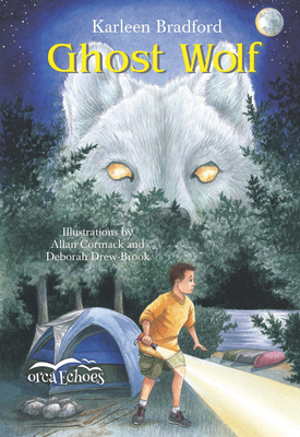 Ghost Wolf - Bradford, Karleen