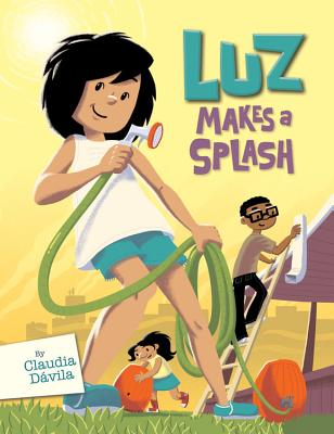 Luz Makes a Splash -
