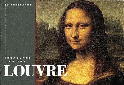 Treasures of the Louvre: 30 Postcards - Abbeville Gifts