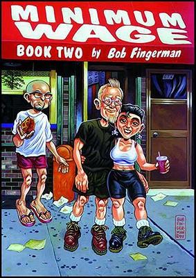 Minimum Wage - Fingerman, Bob
