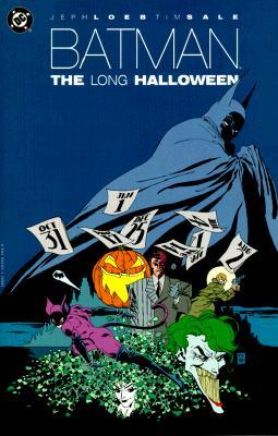 Batman: The Long Halloween - Loeb, Jeph