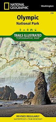 Olympic National Park Washington - Rand McNally