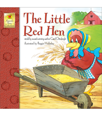 The Little Red Hen - Ottolenghi, Carol, and McGraw-Hill (Creator)