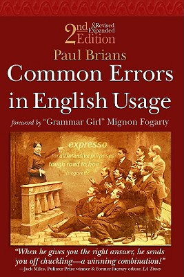 Common Errors in English Usage - Brians, Paul