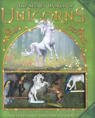 The Secret World of Unicorns - Perrin, Pat