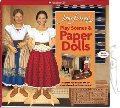Josefina Play Scenes & Paper Dolls - Falligant, Erin (Editor)