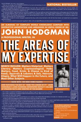 The Areas of My Expertise - Hodgman, John