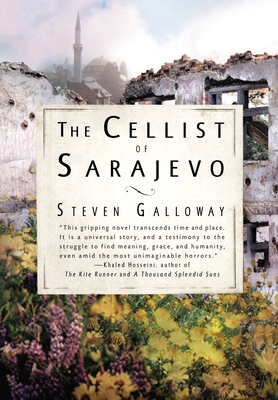 The Cellist of Sarajevo - Galloway, Steven
