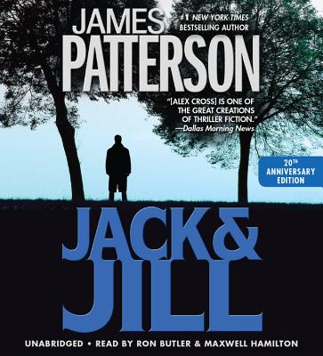 Jack & Jill - Patterson, James, and Rubinstein, John (Read by), and Underwood, Blair (Read by)