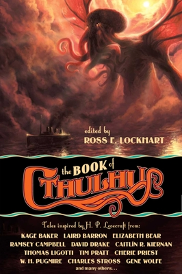 The Book of Cthulhu - Gaiman, Neil, and Tierney, Kathleen, and Barron, Laird