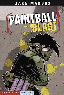 Paintball Blast - Maddox, Jake
