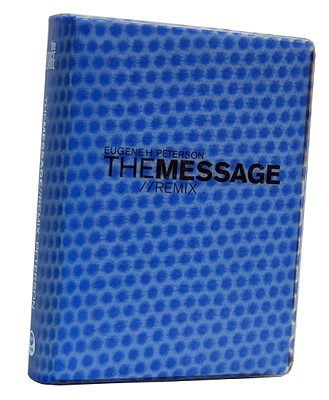 Message Remix 2.0 Bible-MS-Numbered Hypercolor - Peterson, Eugene H