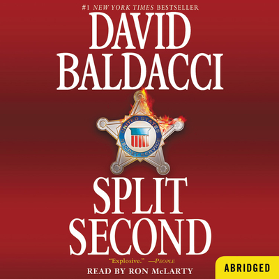 Split Second - Baldacci, David, and McLarty, Ron (Read by)