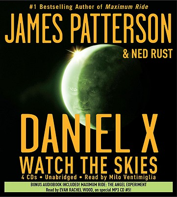 Watch the Skies - Patterson, James, and Rust, Ned, and Ventimiglia, Milo (Read by)