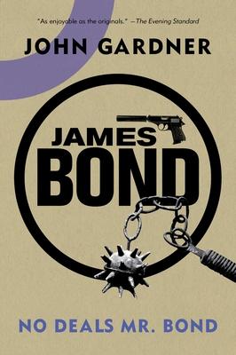 No Deals, Mr. Bond - Gardner, John