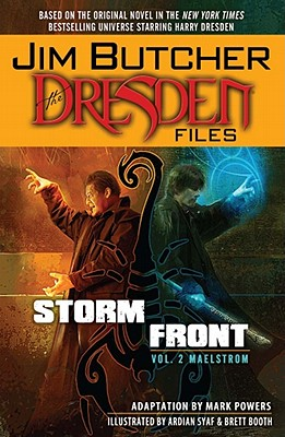 Storm Front - Butcher, Jim, and Powers, Mark