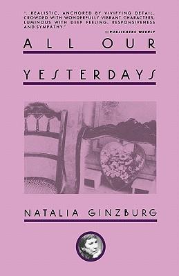 All Our Yesterdays - Ginzburg