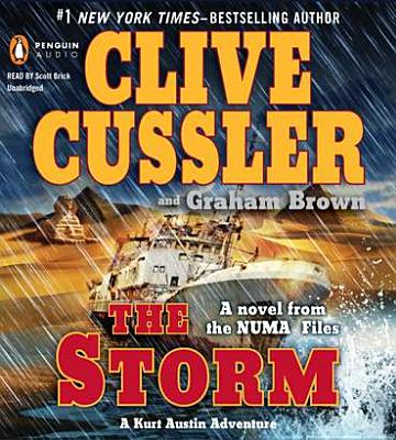 The Storm - Cussler, Clive, and Brown, Graham, and Brick, Scott (Read by)