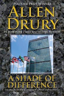 A Shade of Difference - Drury, Allen