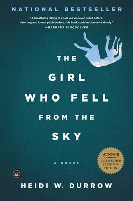 The Girl Who Fell from the Sky - Durrow, Heidi W