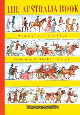 The Australia book - Pownall, Eve