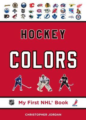 Hockey Colors - Jordan, Christopher, Mr.