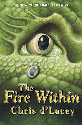 The Fire within - D'Lacey, Chris