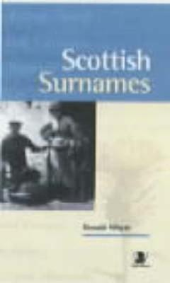 Scottish Surnames & Families - Whyte, Donald