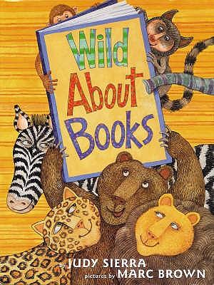 Wild About Books - Sierra, Judy